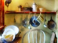 19th Century Farm Kitchen