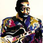 """""""Wes Montgomery"""" by everettsart"""