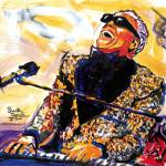 """Ray Charles"" by everettsart"