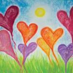 """Heart Balloons"" by dianedaversa"