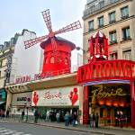 """Paris - Moulin Rouge"" by letlet"