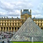 """Paris - Louvre"" by letlet"