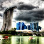 """Cityscape Singapore 2013 - City and Sky"" by sghomedeco"