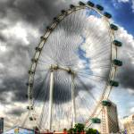 """Cityscape Singapore 2013 - Singapore Flyer"" by sghomedeco"