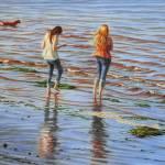 """River Waders"" by barrydebaun"