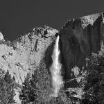 """""""Yosemite Falls"""" by JimLipschutz"""