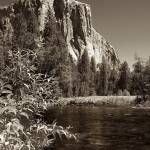 """El Capitan and Merced River"" by JimLipschutz"