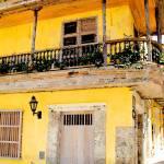 """""""Cartagena Balcony"""" by JimLipschutz"""