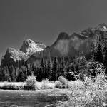 """Yosemite Valley Panorama"" by JimLipschutz"
