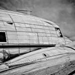 """""""Antique DC-3"""" by JimLipschutz"""