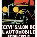 """Vintage Classic Automotive Poster #4"" by ArtLoversOnline"
