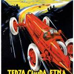 """Vintage Classic Automotive Poster #8"" by ArtLoversOnline"