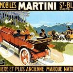 """Vintage Classic Automotive Poster #6"" by ArtLoversOnline"