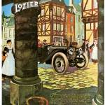 """Vintage Classic Automotive Poster #14"" by ArtLoversOnline"