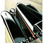 """Vintage Classic Automotive Poster #21"" by ArtLoversOnline"
