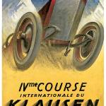 """Vintage Classic Automotive Poster #24"" by ArtLoversOnline"