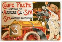 Vintage Classic Automotive Poster #36