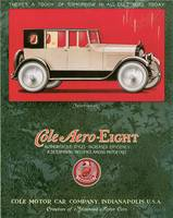 Vintage Classic Automotive Poster #42