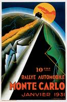 Vintage Classic Automotive Poster #50