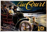 Vintage Classic Automotive Poster #54