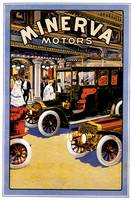 Vintage Classic Automotive Poster #62