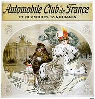 Vintage Classic Automotive Poster #67
