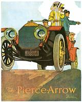Vintage Classic Automotive Poster #78