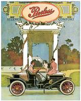 Vintage Classic Automotive Poster #97