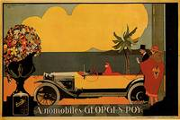 Vintage Classic Automotive Poster #104