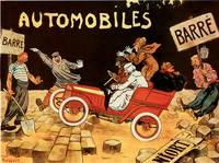 Vintage Classic Automotive Poster #108