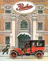 Vintage Classic Automotive Poster #114