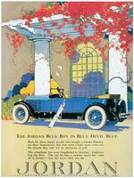 Vintage Classic Automotive Poster #119