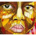 """""""African face"""" by ArtbyRobertMahosky"""