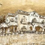 """""""Casa Fuster"""" by dibujador"""