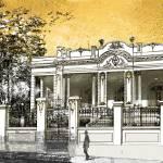 """Villa Arcallana"" by dibujador"