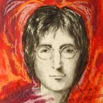 """John Lennon"" by dianedaversa"