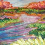 """Landscape 3"" by dianedaversa"