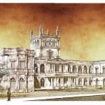 """""""Palacio de Gobierno"""" by dibujador"""