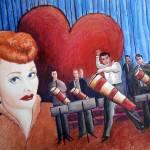"""Lucy & Ricky"" by dianedaversa"