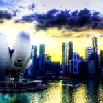 """Sunny Island Singapore - Cityscape  2013"" by sghomedeco"
