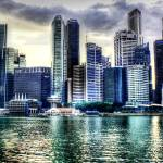 """Fantastic City Singapore - Urban Landscape 2013"" by sghomedeco"