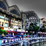 """""""Clarke Quay , Singapore"""" by sghomedeco"""