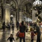 """New York Library Holiday"" by jeffwatts"