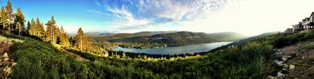 Donner Lake Pano