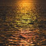 """sunset reflections on water"" by PhotographyByPixie"