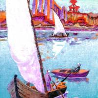 Egypt Art Prints & Posters by Paul Simone