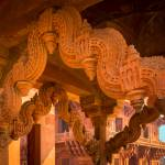"""Fatehpur Sikri Detail"" by Inge-Johnsson"