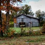 """Tobacco Barn"" by BrendaSalyersArt"