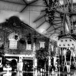 """Clarke Quay B/W - Fantastic City Singapore Series"" by sghomedeco"