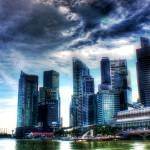 """THE CITY - Fantastic City Singapore Series"" by sghomedeco"